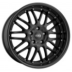 DOTZ MUGELLO 8x18 5x112 ET35 D70,1 Black POLISH
