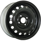 SDT Ü5049A 5.5x14/4x100 ET49 D56.6 Black