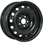 SDT Ü6515 6.5x16/5x112 ET50 D57.1 Black