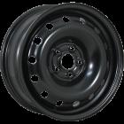 SDT Ü6005 6.5x16/5x114.3 ET55 D64.1 Black