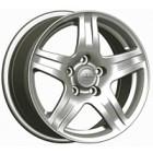 FONDMETAL 7000-9X silver 7,5x17 5x115 ET35 D70,1