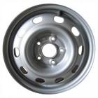 ARRIVO 64L35F 6x15 5x110 ET35 D65,1 Silver